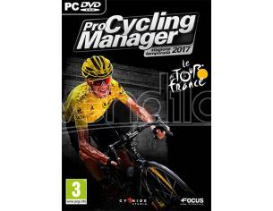 PRO CYCLING MANAGER 2017 MANAGERIALE - GIOCHI PC