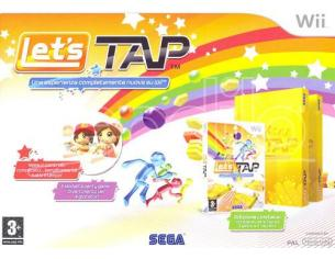 LET'S TAP ARCADE - WII