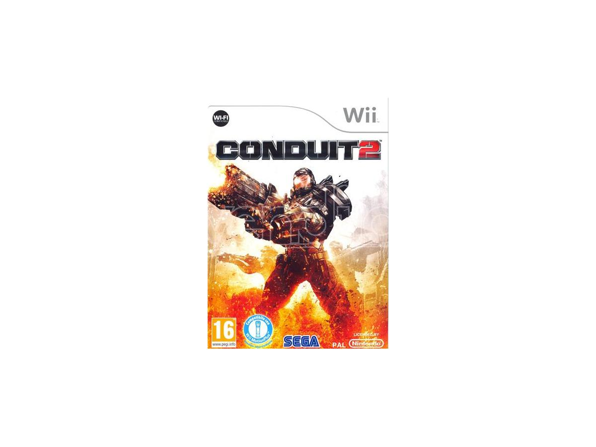THE CONDUIT 2 SPARATUTTO - WII