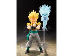 BANDAI DRAGON BALL SUPER SAIYAN GOTENKS SHF ACTION FIGURE