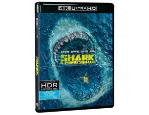 SHARK - IL PRIMO SQUALO 4K HUD AZIONE BLU-RAY