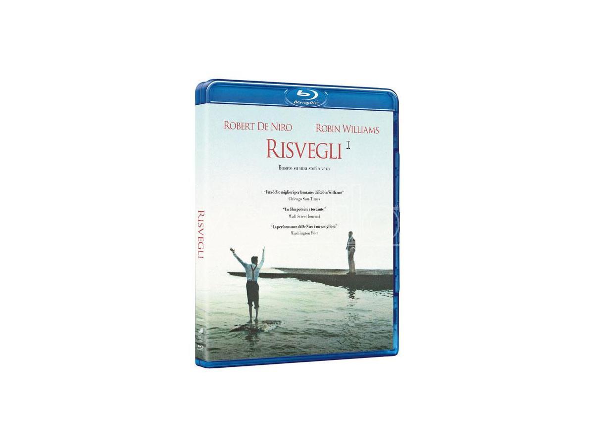 RISVEGLI AZIONE - BLU-RAY