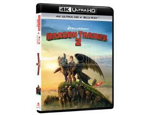 DRAGON TRAINER 2 4K UHD (2D) ANIMAZIONE - BLU-RAY
