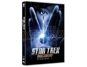 STAR TREK: DISCOVERY - STAGIONE 1 (4D) SERIE TV DVD