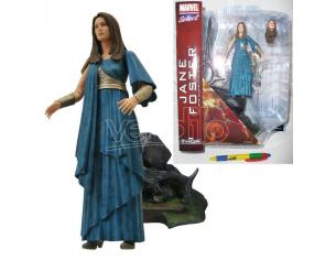 DIAMOND SELECT THOR 2 JANE FOSTER AF ACTION FIGURE