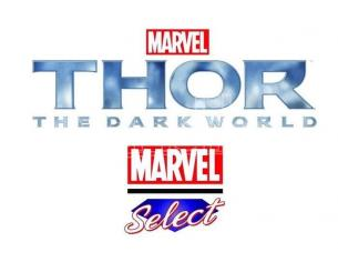 Diamond Select Thor 2 Jane Foster Af Action Figura Scatola Rovinata