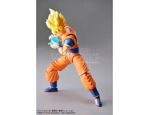 BANDAI MODEL KIT FIGURE RISE SUPER SAIYAN SON GOKOU MODEL KIT