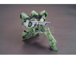 BANDAI MODEL KIT HG GRAZE STD/COMMANDER TYPE 1/144 MODEL KIT