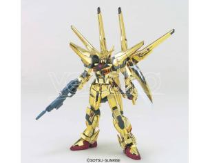 BANDAI MODEL KIT HG GUNDAM SHIRANUI AKATSUKI 1/144 MODEL KIT
