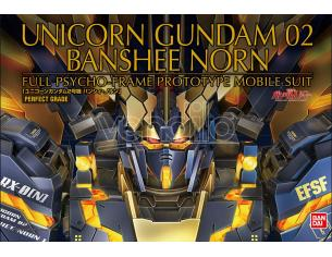 BANDAI MODEL KIT PG GUNDAM UNICORN RX-0 BANSHEE NORN 1/60 MODEL KIT