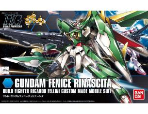 BANDAI MODEL KIT HGBF GUNDAM FENICE RINASCITA 1/144 MODEL KIT
