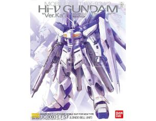 BANDAI MODEL KIT MG GUNDAM HI NU RX-93 VER KA 1/100 MODEL KIT