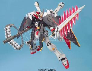 BANDAI MODEL KIT MG CROSSBONE FULL CLOTH 1/100 MODEL KIT