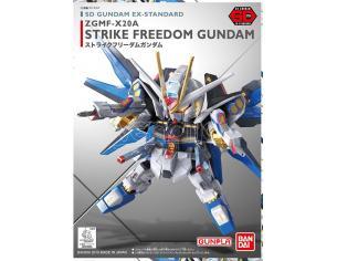 BANDAI MODEL KIT SD GUNDAM STRIKE FREEDOM EX STD 006 MODEL KIT
