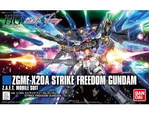 BANDAI MODEL KIT HG GUNDAM STRIKE FREEDOM REVIVE 1/144 MODEL KIT