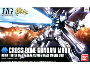 BANDAI MODEL KIT HGBF GUNDAM CROSS BONE MAOU 1/144 MODEL KIT