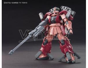 BANDAI MODEL KIT HGBF ZAKU AMAZING 1/144 MODEL KIT