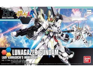 BANDAI MODEL KIT HGBF GUNDAM LUNAGAZER 1/144 MODEL KIT