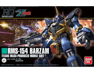 BANDAI MODEL KIT HG BARZAM 1/144 MODEL KIT