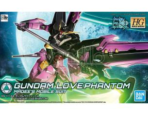 BANDAI MODEL KIT HGBD GUNDAM LOVE PHANTOM 1/144 MODEL KIT