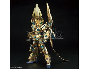 BANDAI MODEL KIT HGUC GUNDAM PHENEX DESTR NAR GOLD 1/144 MODEL KIT