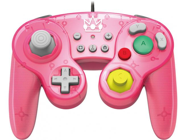 HORI BATTLE PAD - PEACH JOYPAD