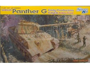 Dragon D6267 PANTHER G ITALIAN FRONT KIT 1:35 Modellino