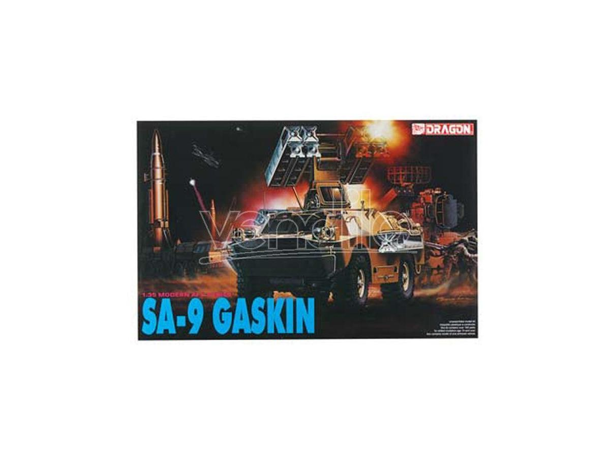 Dragon D3515 SA 9 GASKIN KIT 1:35 Modellino