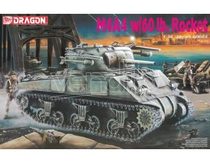 Dragon D6041 M4A4 W/60LB ROCKET KIT 1:35 Modellino