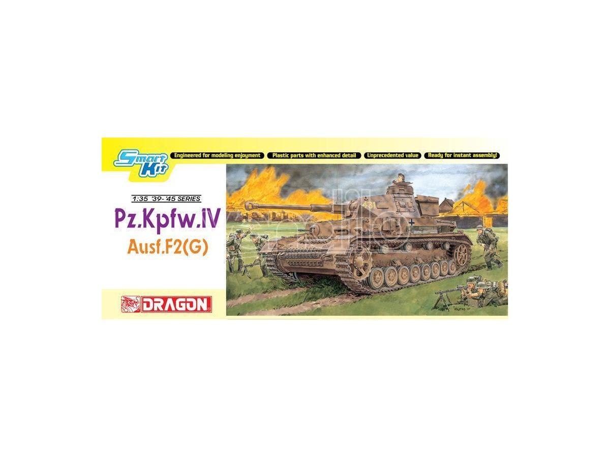 Dragon D6360 PANZER KPFW.IV AUSF.G SMART K KIT 1:35 Modellino