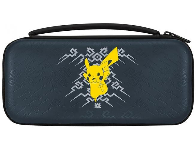 PDP SWITCH DELUXE TRAVEL CASE - PIKACHU CUSTODIE/PROTEZIONE