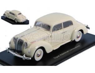Neo Scale Models NEO49560 OPEL ADMIRAL LIMOUSINE 1938 WHITE 1:43 Modellino