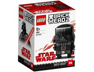 LEGO BRICKHEADZ 41619 - STAR WARS: DARTH VADER SCATOLA ROVINATA