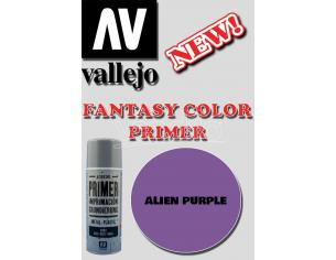 VALLEJO FANTASY COLOR PRIMER ALIEN PURPLE 28025 COLORI