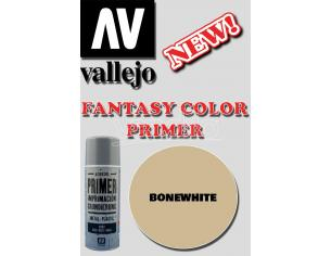 VALLEJO FANTASY COLOR PRIMER BONEWHITE 28013 COLORI