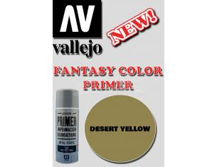 VALLEJO FANTASY COLOR PRIMER DESERT YELLOW 28015 COLORI
