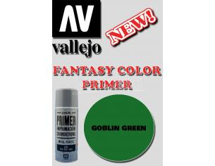 VALLEJO FANTASY COLOR PRIMER GOBLIN GREEN 28027 COLORI