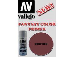 VALLEJO FANTASY COLOR PRIMER GORY RED 28029 COLORI