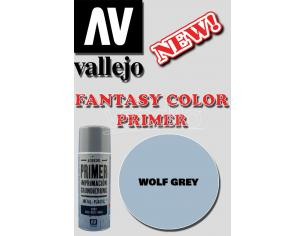 VALLEJO FANTASY COLOR PRIMER WOLF GREY 28020 COLORI