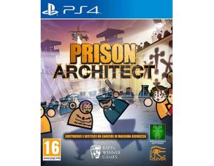 PRISON ARCHITECT SIMULAZIONE - PLAYSTATION 4