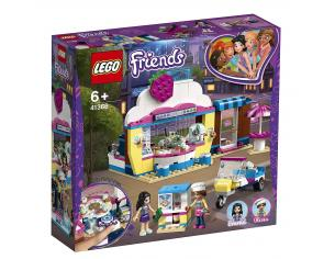 LEGO FRIENDS 41366 - IL CUPCAKE CAFE' DI OLIVIA