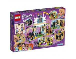 LEGO FRIENDS 41367 - LA GARA DI EQUITAZIONE DI STEPHANIE