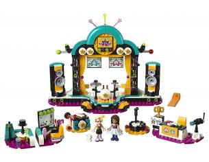 LEGO FRIENDS 41368 - IL TALENT SHOW DI ANDREA