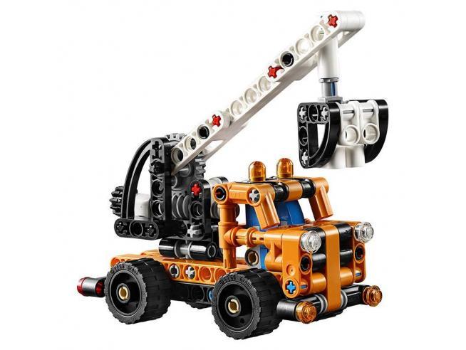 LEGO TECHNIC 42088 - GRU A CESTELLO