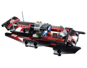 LEGO TECHNIC 42089 - MOTOSCAFO DA CORSA