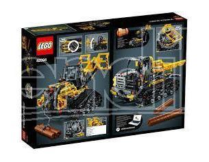 LEGO TECHNIC 42094 - RUSPA CINGOLATA