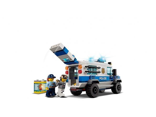 LEGO CITY POLIZIA 60209 - POLIZIA AEREA: FURTO DI DIAMANTI