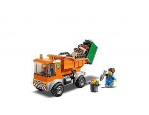 LEGO CITY POLIZIA 60220 - CAMION DELLA SPAZZATURA