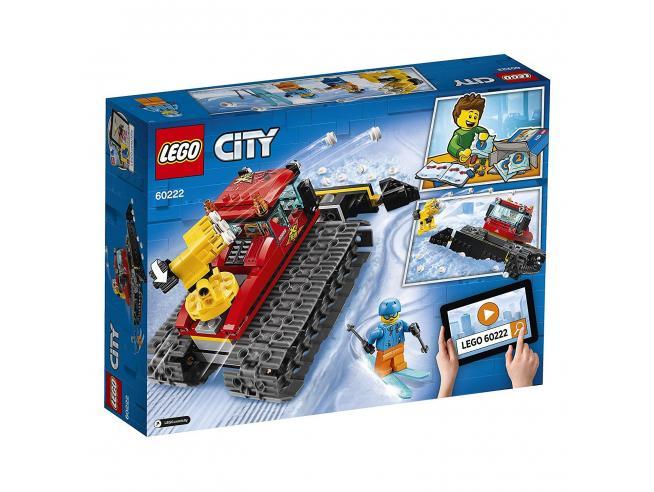 LEGO CITY POLIZIA 60222 - GATTO DELLE NEVI