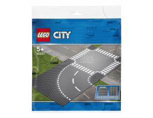 LEGO CITY POLIZIA 60237 - CURVA E INCROCIO